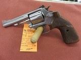 Smith & Wesson 651 Kit Gun, 22 WMR