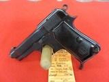 Beretta Model 1934, 380ACP or 9MM Corto - 1 of 2