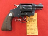 Colt Detective Special, 2nd issue, 38 special
