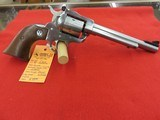 Ruger New Model Single Six, Stainless, 22WMR
