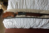 Very nice remington 1100 with RJ. ANTON wood for the stock very good condition from the 70's