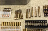 Spam can unopened and several other calibers some brass etc - 6 of 11