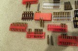 Spam can unopened and several other calibers some brass etc - 8 of 11