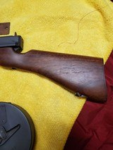 Colt Thompson Submachine gun .45 ACP Model 1921 1/2 scale model - 5 of 12