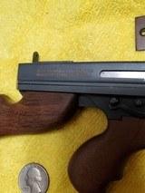 Colt Thompson Submachine gun .45 ACP Model 1921 1/2 scale model - 9 of 12