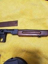 Colt Thompson Submachine gun .45 ACP Model 1921 1/2 scale model - 11 of 12