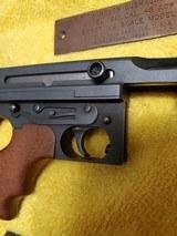 Colt Thompson Submachine gun .45 ACP Model 1921 1/2 scale model - 10 of 12
