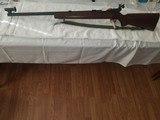 Winchester Model 52-C .22 Caliber Bolt Action Rifle