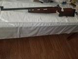 Schultze & Larsen Otterup.22 Caliber Small Bore Match Rifle