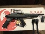 RUGER 22 CHARGER 22-LR - 1 of 6