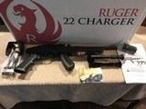 RUGER 22 CHARGER 22-LR - 4 of 6