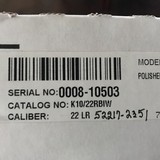 """RUGER 10/22 INTERNATIONAL SS/WD 22LR """"TALO EXCLUSIVE"""" - 5 of 7"""