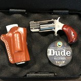 "'TALO' EXCLUSIVE North American Arms Pug ""The Dude"" 22 MAGNUM REVOLVER - 8 of 8"