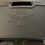 LIPSEY'S EXCLUSIVE ROCK ISLAND ARMORY'ROCK ULTRA 10mm PISTOL' FDE - 8 of 11