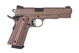 LIPSEY'S EXCLUSIVE ROCK ISLAND ARMORY'ROCK ULTRA 10mm PISTOL' FDE - 1 of 11
