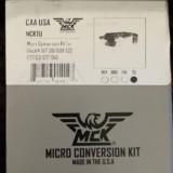Command Arms MCKTU MCK Gray Synthetic Black Glock Compatible Pistol Brace - 3 of 5