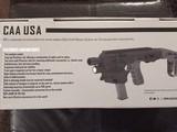 Command Arms MCKTU MCK Gray Synthetic Black Glock Compatible Pistol Brace - 5 of 5