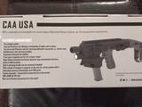 Command Arms MCKT MCK Standard Conversion Kit Fits Glock 17/19/19X/22/23/31/32/45 Gen3-5 FDE PISTOL BRACE - 5 of 5