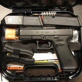 LIPSEY'S EXCLUSIVE - GLOCK G45 G5 MOS 9mm Semi-Auto Pistol W/ Front Serrations - 1 of 9