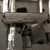 springfield armory xd s 45acp pistol with essentials kit