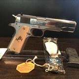 COLT 1911 STYLE 45ACP LEW HORTON SPECIAL EDITION #ONE OF A KIND COLLECTOR PISTOL# - 8 of 15