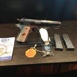 COLT 1911 STYLE 45ACP LEW HORTON SPECIAL EDITION #ONE OF A KIND COLLECTOR PISTOL# - 10 of 15