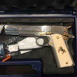 COLT 1911 STYLE 45ACP LEW HORTON SPECIAL EDITION #ONE OF A KIND COLLECTOR PISTOL# - 13 of 15
