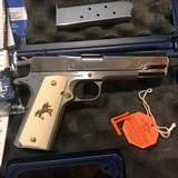 COLT 1911 STYLE 45ACP LEW HORTON SPECIAL EDITION #ONE OF A KIND COLLECTOR PISTOL# - 4 of 15