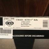 CVA SCOUT 44 MAGNUM RIFLE #: CVCR4431 MODEL # CR4431 - 10 of 14