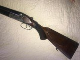 Konrad Schreiber, Würzburg 16 GA Double Barrel Shotgun*** EJECTOTS *** - 12 of 12