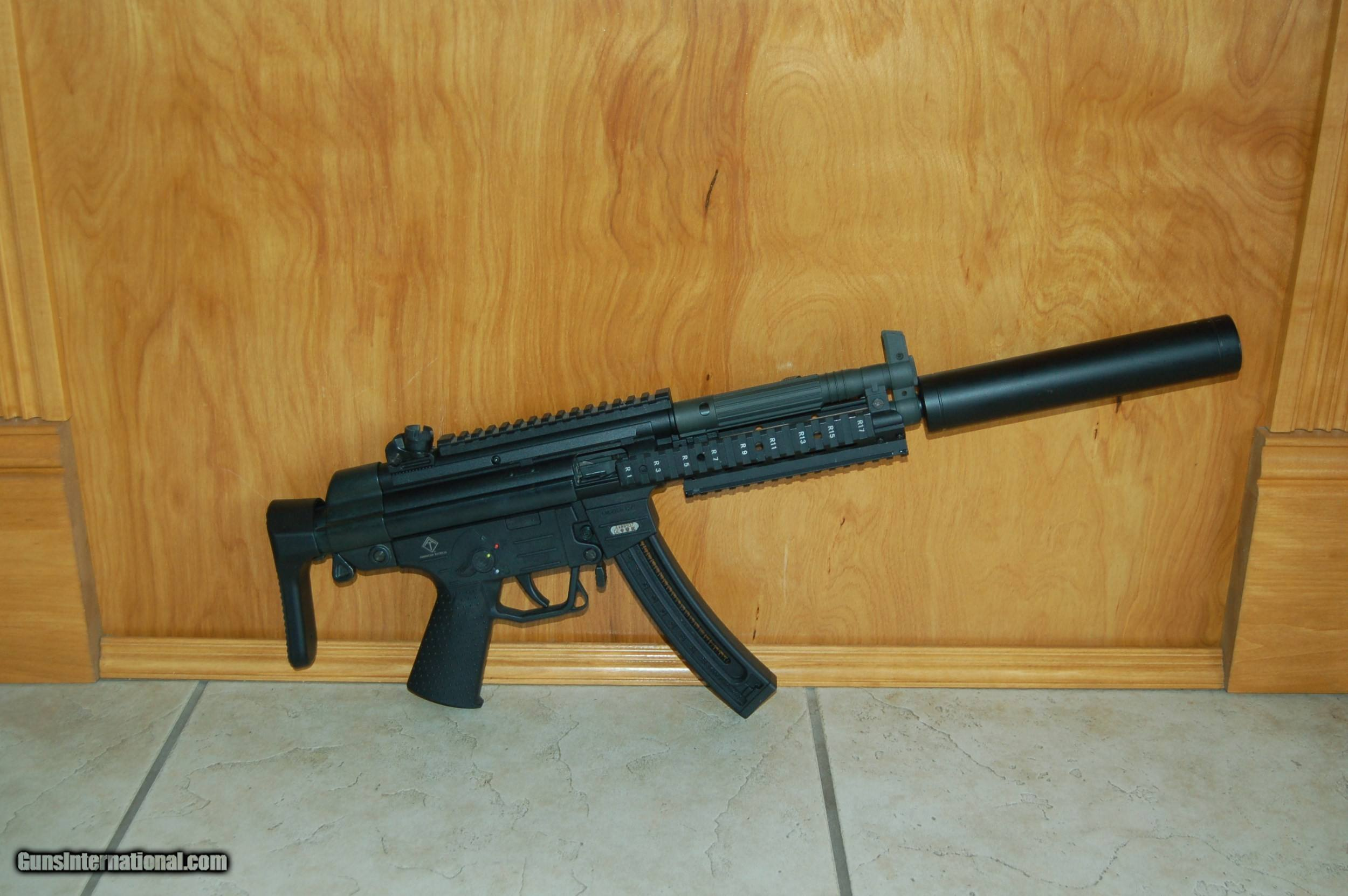 American Tactical GSG-522 22LR for sale