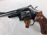 S&W Post War Pre Model 27 with 5 screw frame 357 magnum - 2 of 11