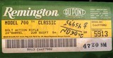 Remington 700 Classic Limited Edition 220 Swift NIB - 9 of 9