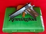 Remington R1 1911 Made 2011 New 45 ACP - 3 of 6