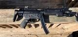 HK MP5A3 9mm SMG Form 4 Vollmer SEF