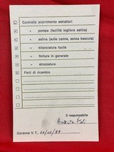 Famars Abbiatico & Salvinelli 410 Quattrocanne 4 barrel - 13 of 15