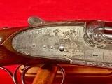 Famars Abbiatico & Salvinelli A&S 410 Best Quality sidelock Galeazzi engraved - 11 of 15