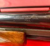 Winchester Model 12 Trap Pigeon Grade 12ga Made 1963 - 10 of 15