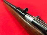 Winchester Model 67 w/factory peep sight - 5 of 11