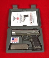 Ruger P90 45ACP KP90D Made 1995 w/case