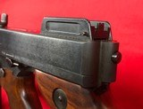 Thompson Model of 1927 A1 45 ACP Carbine West Hurley Made 1973 w/4 mags - 6 of 10