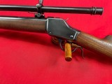 Winchester Model 1885 25-35 WCF w/A5 scope and Colvert research letter - 8 of 13
