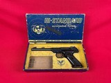 Hi-Standard Duramatic Model 101 w/original box - 1 of 9