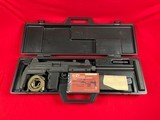 Uzi 9mm Carbine Group Industries Vector Arms w/ Action Arms case