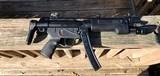 HK MP5A3 9mm SMG Heckler & Koch Form 4 Vollmer
