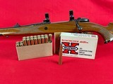 Mauser Model 3000L 375 Holland & Holland Magnum Left Hand w/ ammo - 14 of 15