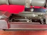 U.S. M1-C Garand sniper rifle made in 1943 w/ Lake City Match 30-06 ammunition - 6 of 15