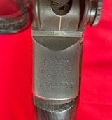 U.S. M1-C Garand sniper rifle made in 1943 w/ Lake City Match 30-06 ammunition - 8 of 15