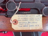 L42A1 7.62mm Enfield Sniper Rifle w/ military transit chest and all accessories - 15 of 15
