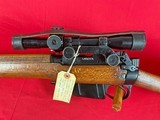 L42A1 7.62mm Enfield Sniper Rifle w/ military transit chest and all accessories - 8 of 15
